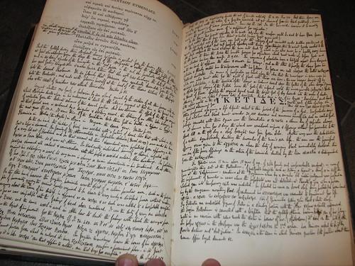 Handwritten Grimoire