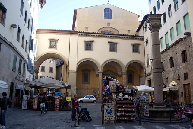 Piazza Santa Felicita by Pavdw, on Flickr