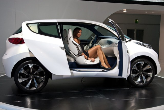 Hyundai ix-metro Hybrid Concept Car (34874)