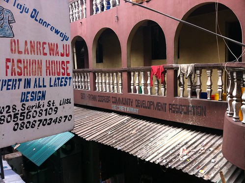 Ita Akanni - Lagos Island Nigeria by Jujufilms