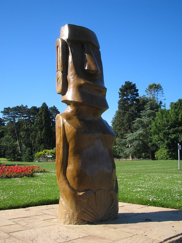 Easter Island Head, Stewart Park, Middlesbrough