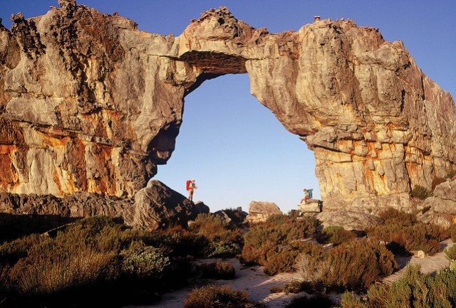 intercambio na africa do sul Wolfberg Arch Cederberg Hiker - South Africa