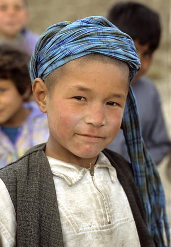 Afghanistan Boy (photo: UN Photos/flickr)