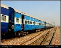 Vanising Train