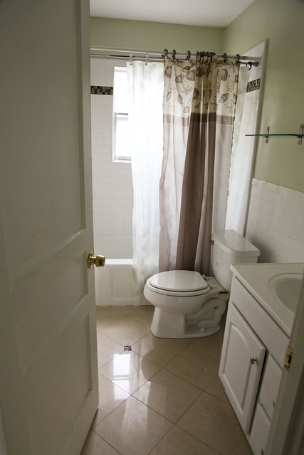 Bathroom Damages