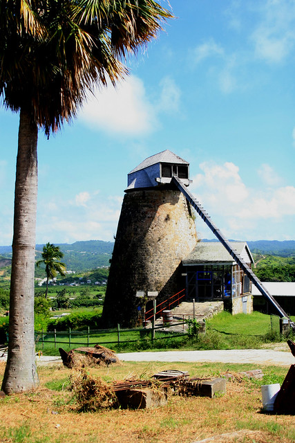 Wind Mill Barbados One Of The Many Wind Mills On The Isl Flickr Photo Sharing