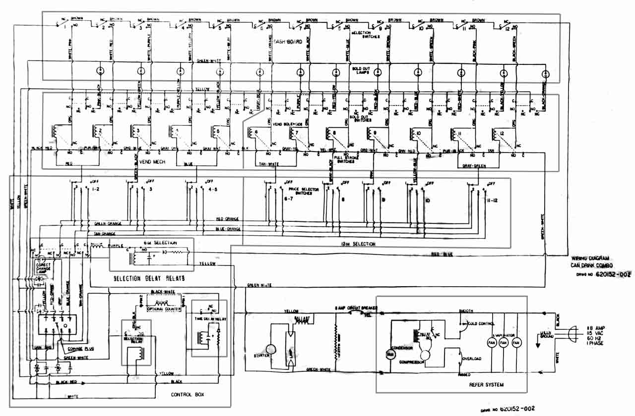 Soda Machine Schematic Flickr