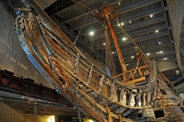 Sweden_1048 - Vasa Figure-head