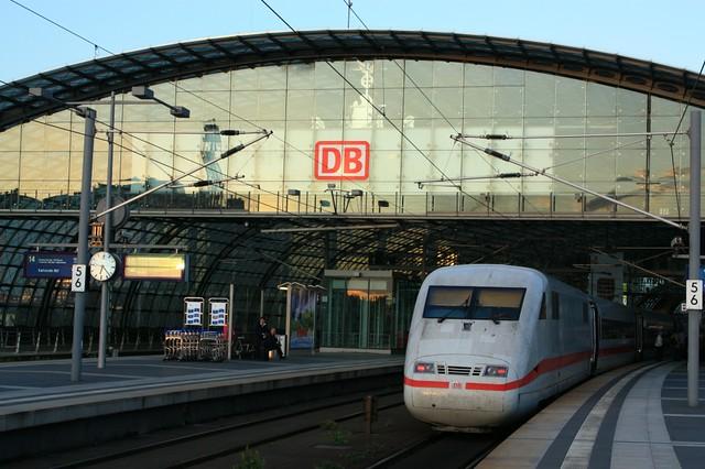 Hauptbahnhof, Central Station, Berlin, Germany