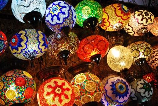 Resultado de imagen para grand bazaar lamps