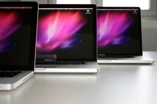 MacBook Pros by benjamin-nagel