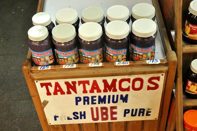 Tantamco's Ube Jam