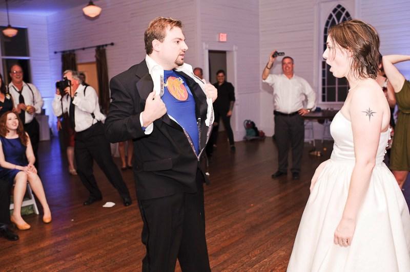 Mercury hall wedding in austin, tx