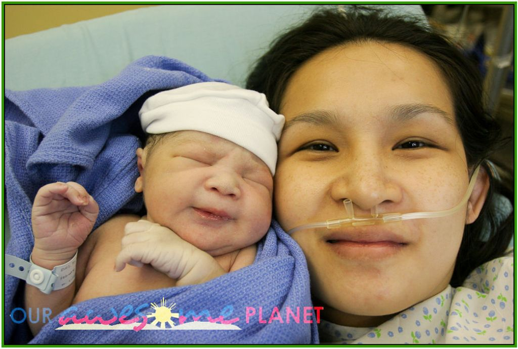 The Birth of Baby Raphael-107