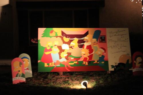 Christmas Card Lane Rancho Penasquitos Decorating Ideas