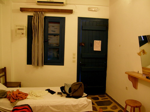 Our Cute 30EUR Room, Tinos