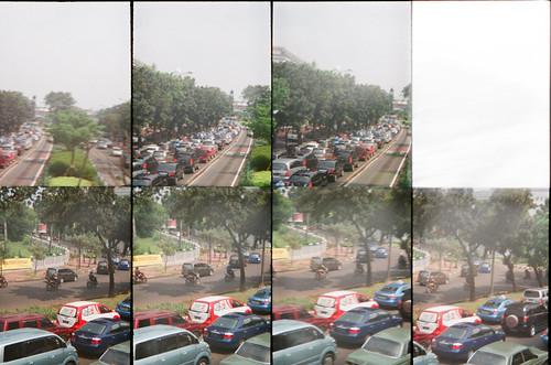 traffic jamkarta