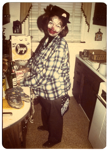 Hobo Clown circa 1975
