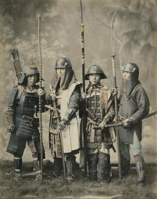 Samoerai / Samurai