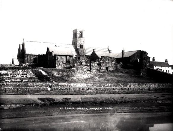 031002:St Paul's Church Jarrow