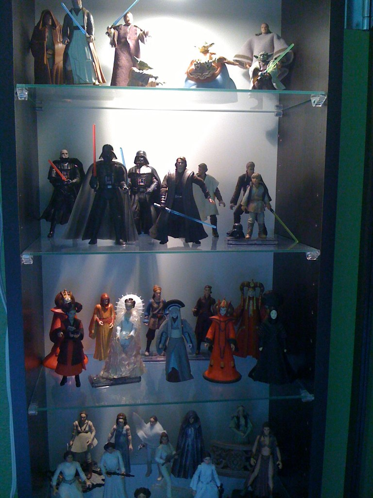My Star Wars Toys