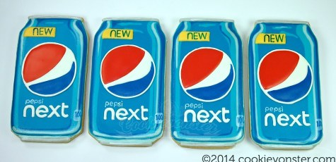 Pepsi Next Cans
