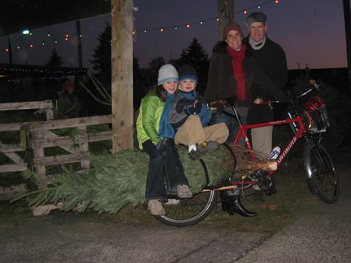 Xtracycle Tree Haulin 2009
