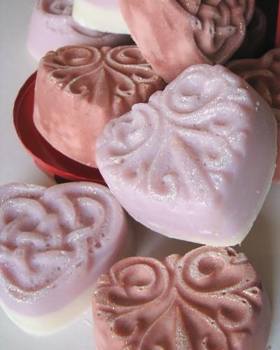 Sweetheart Soaps - Love Spell