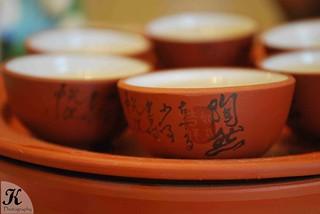 Day 45: Tiny teacups