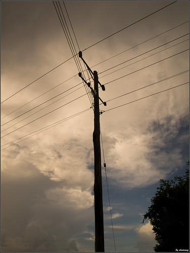 Poste / Utility pole