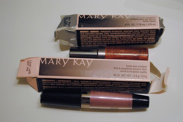 My Mary Kay Make-Up