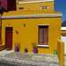 BO-KAAP - Colors and Blue Sky for all my Friends which are Suffering under the Rain…