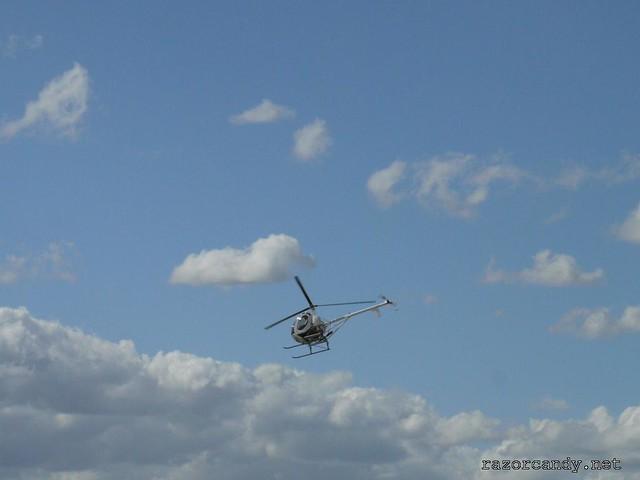 16 P1080660 Schweizer Helicopter {G-BWAV} _ City Airport - 2008 (5th July)