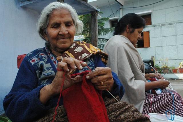 Does age really matter? Turkman gate, Delhi