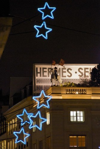 Hermes Rue Faubourg St. Honore