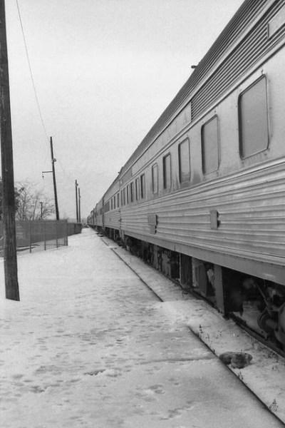 Amtrak Vacationer at Columbia, South Carolina (1972)