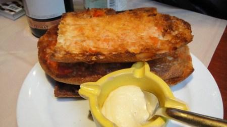 pan de coca El Mussol, Barcellona