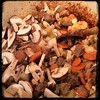 Then se #Cremini #Mushrooms for the #IrishStew w/ #Guinness