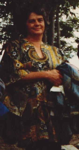 Marilynn Fox circa 1981