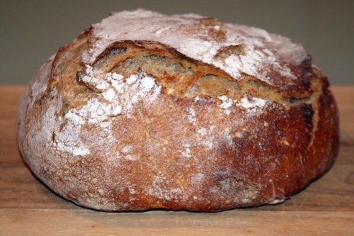 Sourdough Bread Success!