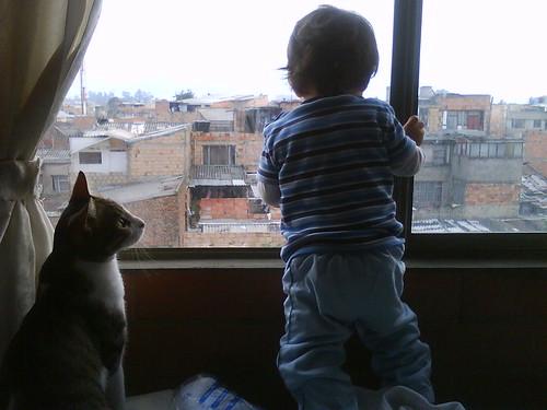 Arturo y Miguel Ángel