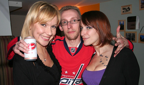 20091114 - AE & Meagan's birthday party - Anastasia, John, Heather - (by AE) - 4106980565_fe8231f82c_o