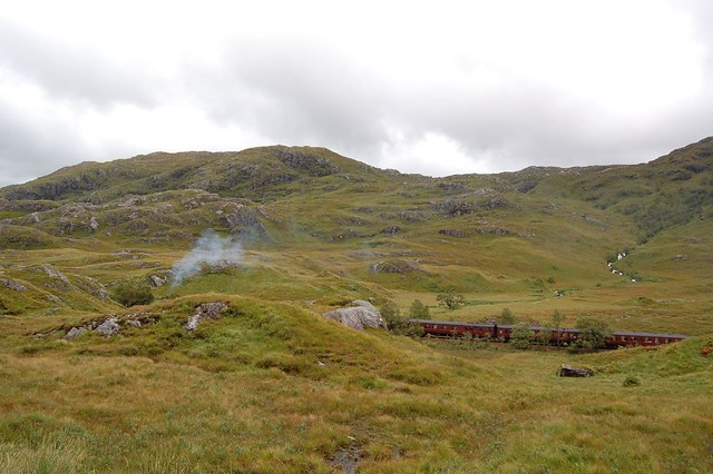 Il treno per Hogwarts