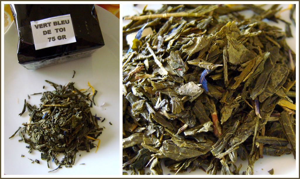 New loose teas - 1