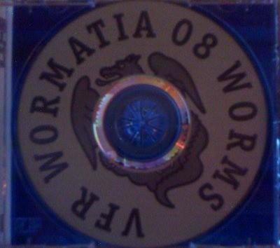 Wornmatia CD Cover