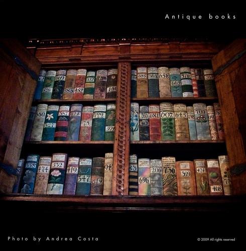 antique books - Praga