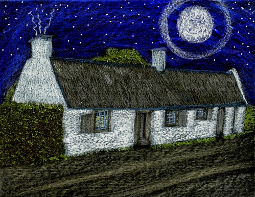 Scottish series: Poetic Moonlight