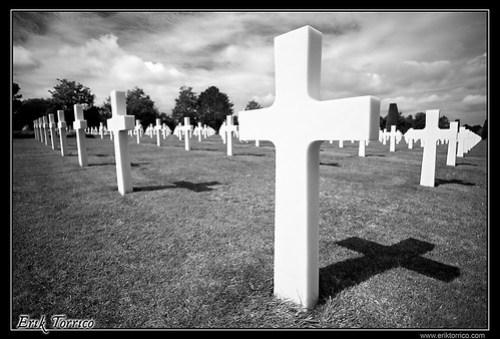 FRANCIA '09: Colleville-Sur-Mer (Normandia)
