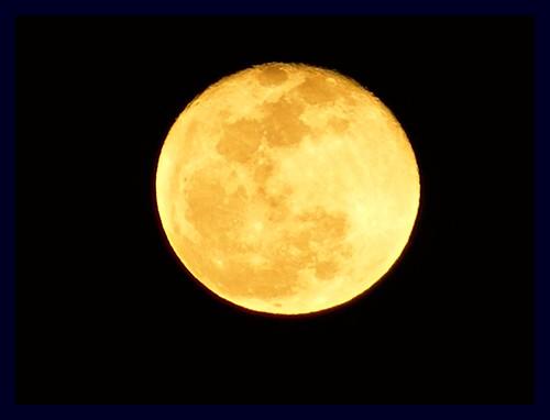 Luna del 1 de Enero