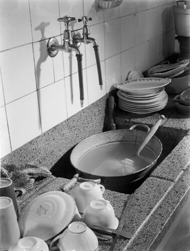 De afwas / The dishes